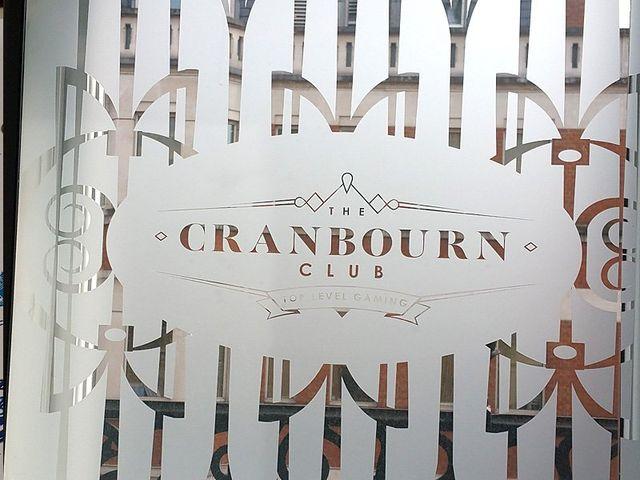 CRANBOURN CLUB store
