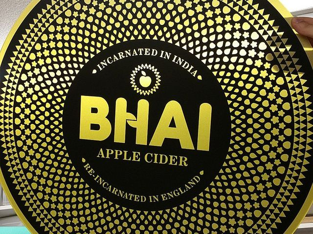 BHAI APPLE CIDER store logo
