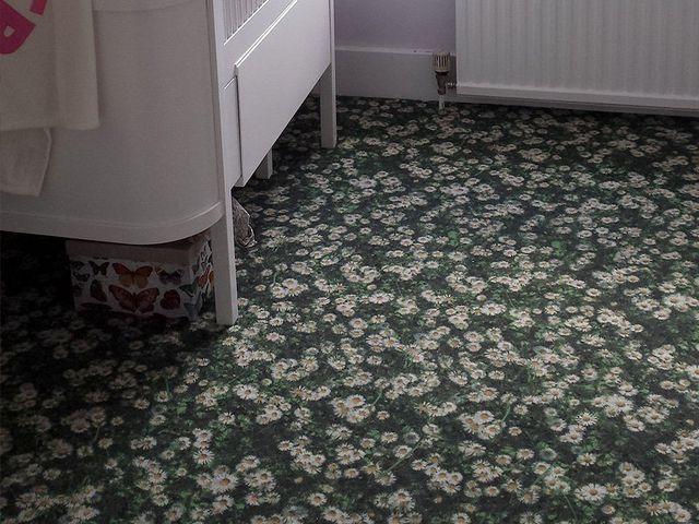 attractive floor design