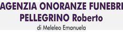 AGENZIA ONORANZE FUNEBRI  PELLEGRINO ROBERTO di Meleleo Manuela -logo