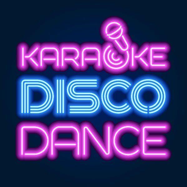 logo Karaoke Disco Dance