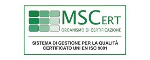 MSCERT organismo di certificazione