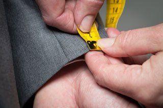 Men's Suit Alterations Greenville, NC