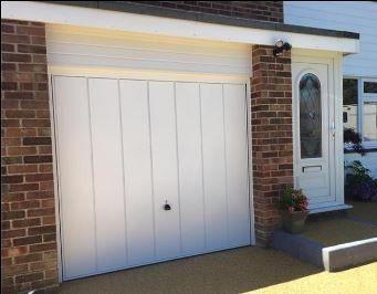 Garage doors the garage door man in portsmouth for Man door in garage door