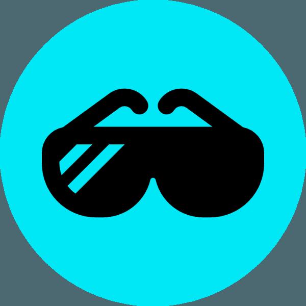 Icona occhiali da sole