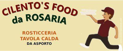 CILENTO`S FOOD TAKE AWAY logo