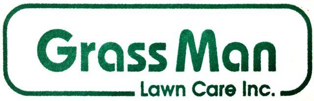 GrassMan Lawn Care Inc. Waterloo IL logo