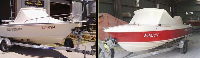 Fibreglass Repairs | Lake Macquarie | A1 Custom Fibreglass | A1