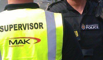 Supervisor of MAK