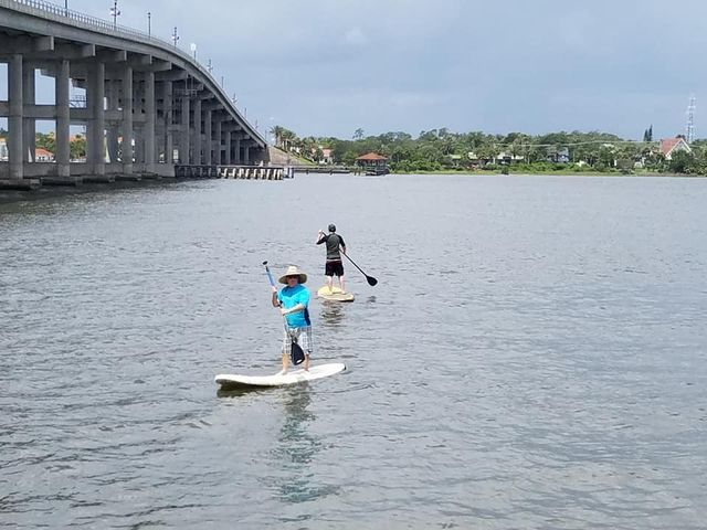 Stand Up Paddleboarding Daytona Beach