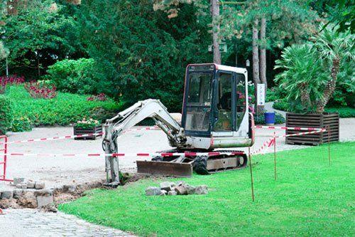 Excavator Service Olean, NY