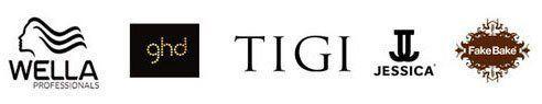 WELLA JESSICA TIGI logos