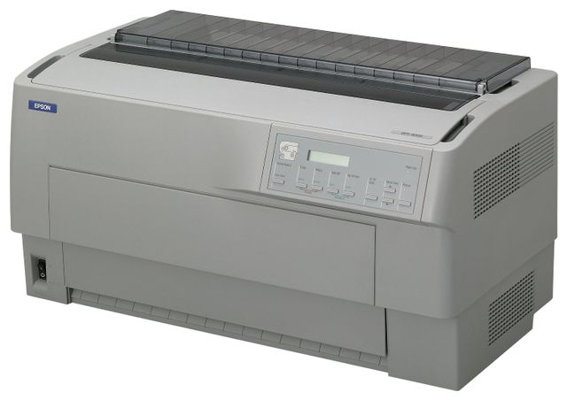 We Buy Dot Matrix Printers