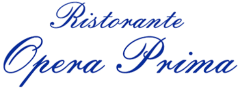 RISTORANTE OPERA PRIMA - LOGO