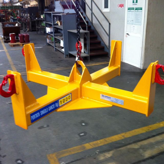 Lifting equipment in Beinasco