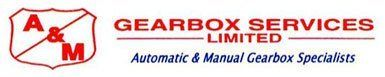 A & M Gearbox Services Limited logo