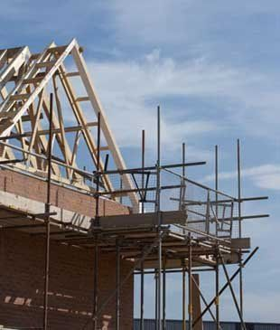 Scaffolding erectors - Romford, Essex - G.W. Scaffolding - Construction