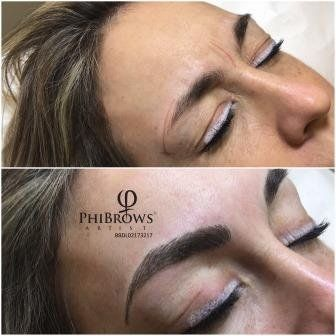 Eyebrows | Microblading Salon