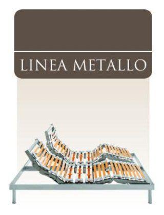 linea reti in metallo