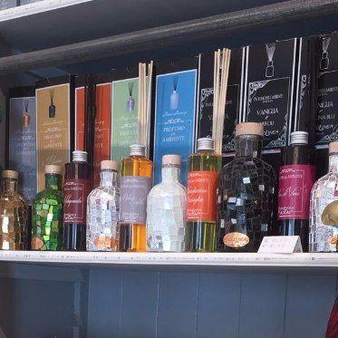 fragranze per la casa a Saronno da Ile du Parfum