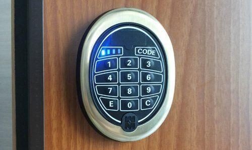 La serratura elettronica
