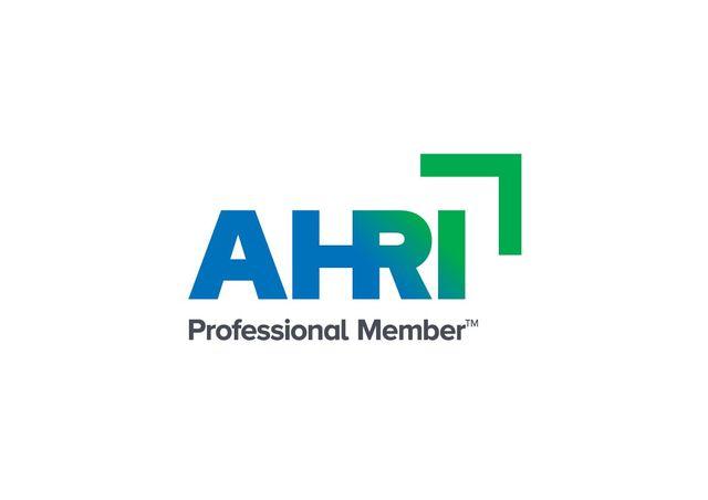 AHRI professional member 2015 logo