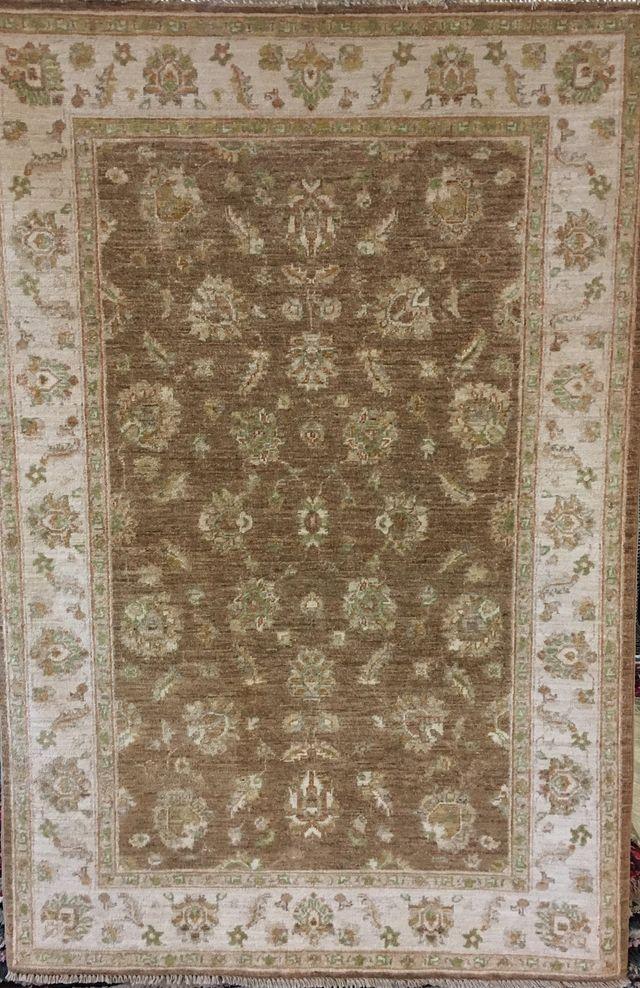 Decent Ziegler rug