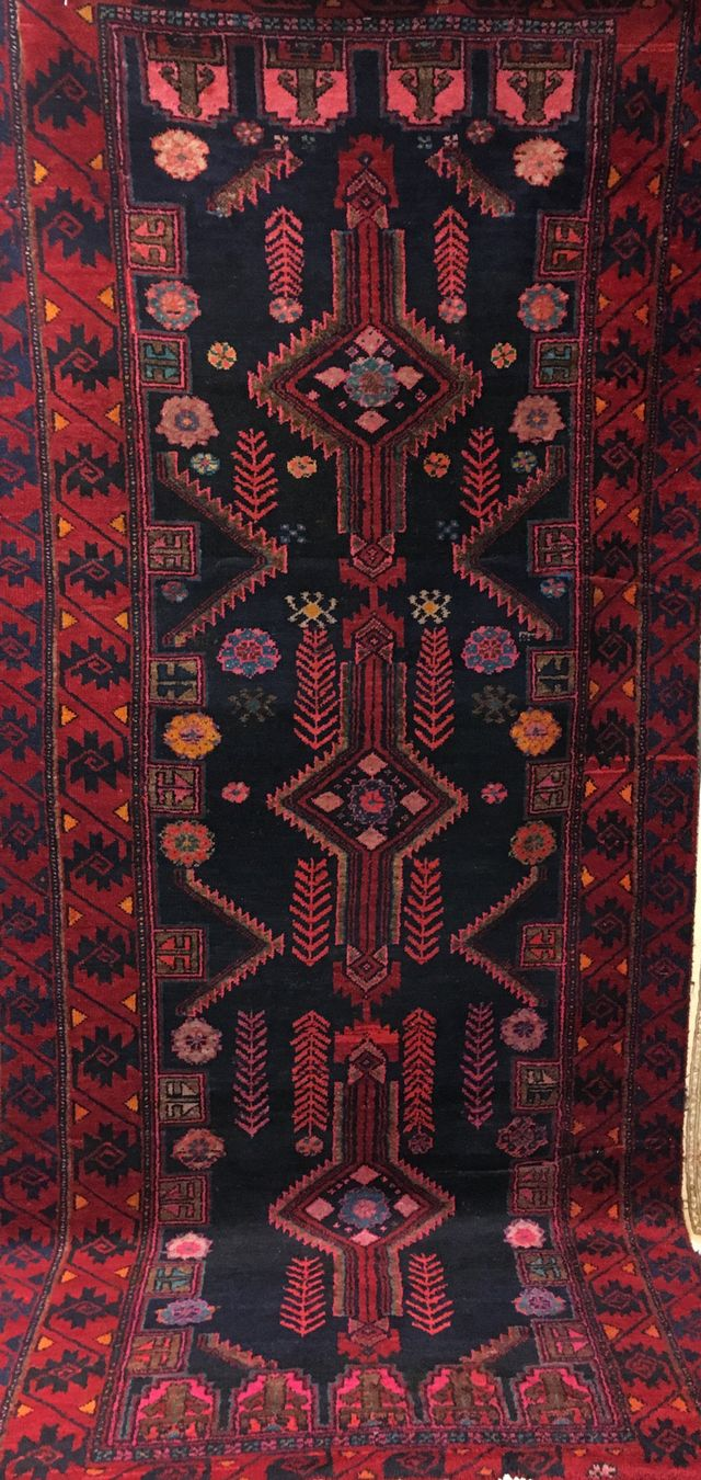 Decent Kirman carpet