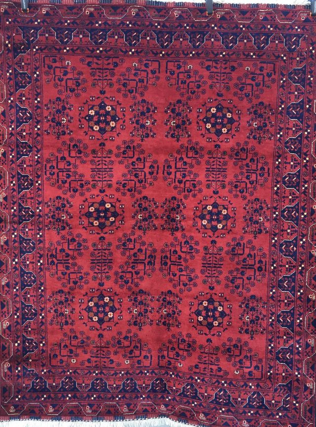 Afghan Kunduz rug
