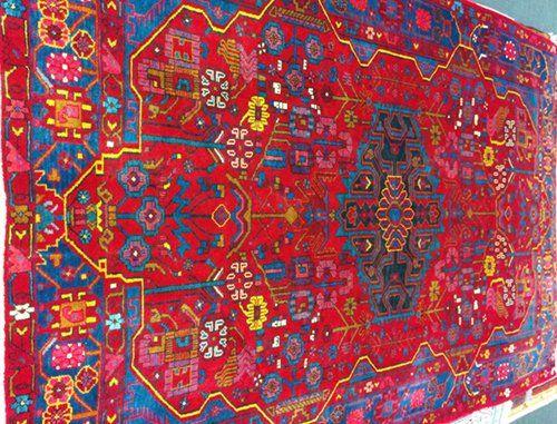 Varamin carpet and rugs