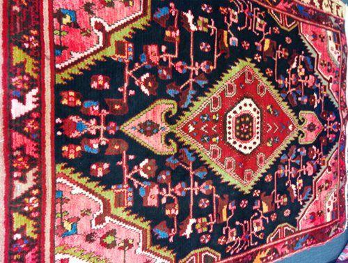 Hamadan - The treasured rug