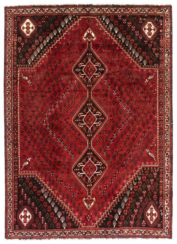 Qashqai rugs