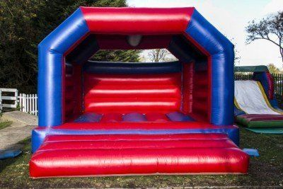 Bouncy castles for adults