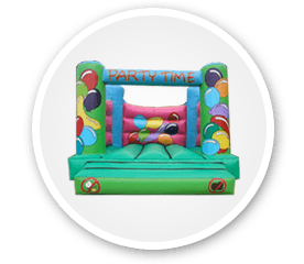 bouncy castle for kids parties