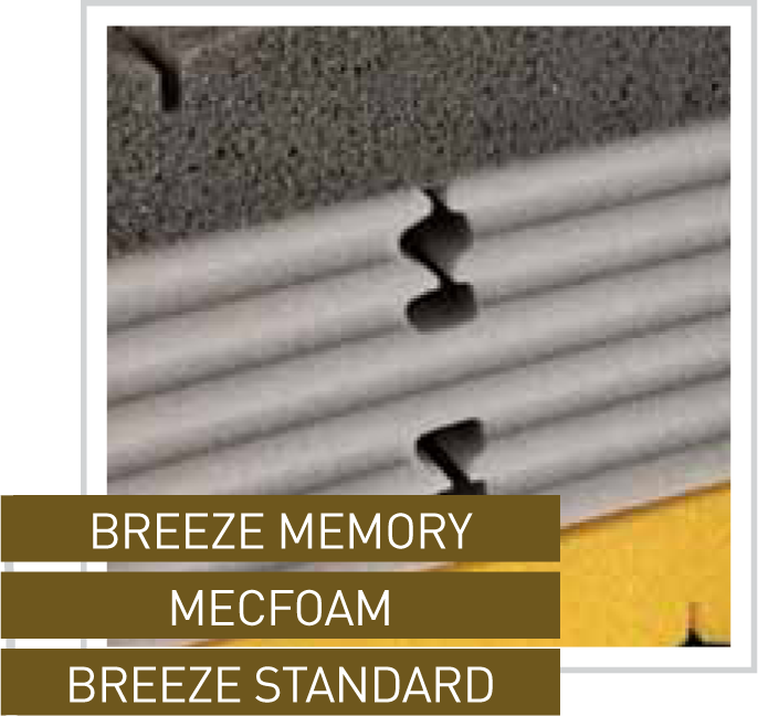 Breeze memory a Melissano