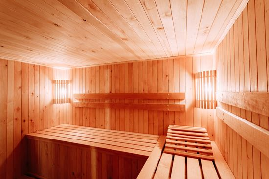 Sauna Installation, Service & Repair