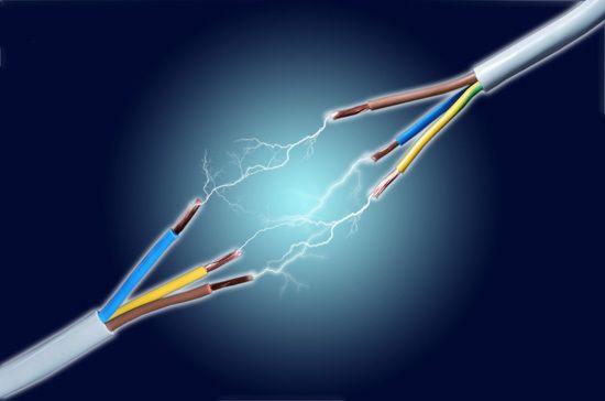 Sparking Wires