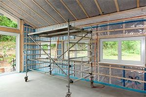 Radiant Barrier Service | Southern Louisiana | Rader's ... on home masonry, home ventilator, home crawl space insulation, home crown molding, home solar energy, home windows, home air conditioning, home building materials, home fencing, home new construction,