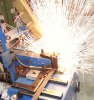 Produzione di lame da taglio per metalli