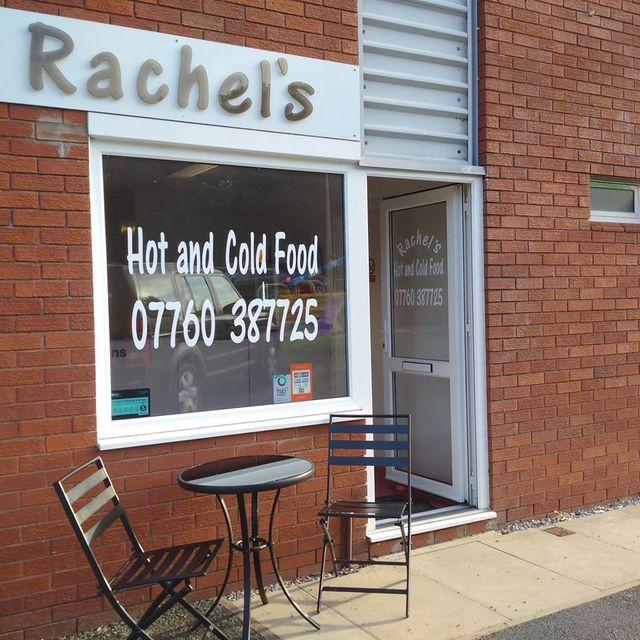 Rachel's shop