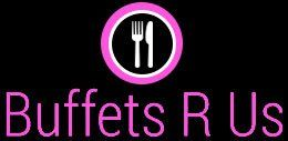 Buffets 'R' Us logo