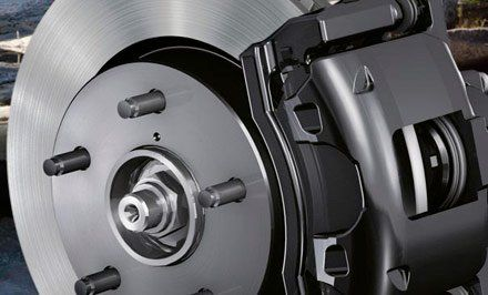 Brake & Rotor Service