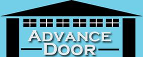 Advance Garage Door U0026Sales Logo