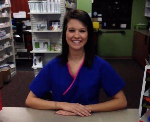 Emily - Staff - Jeff's Prescription Shop
