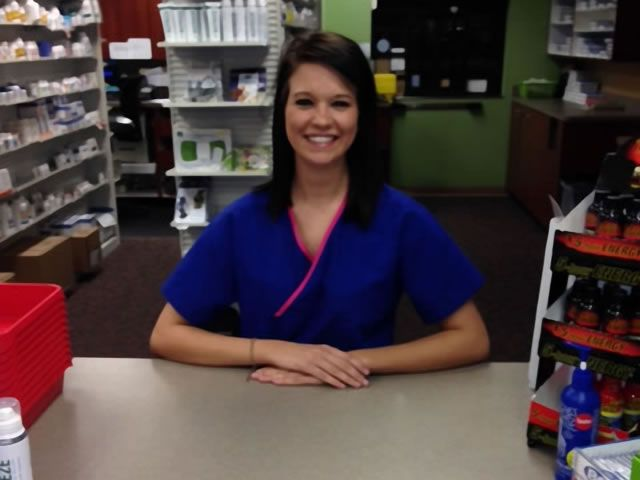 Emily - Staff - Jeff's Prescription Shop