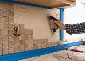 lavori di manutenzione edile