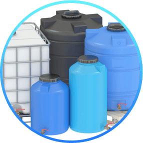 Cold water storage tank | Water Monitoring Limited