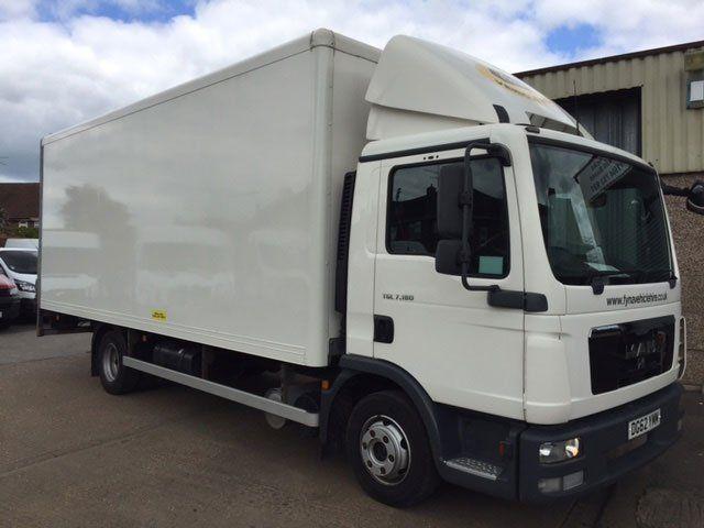 7.5 Ton Box Van