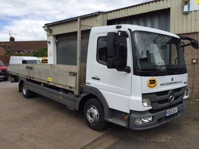 7.5 Ton Dropside or Flatbed