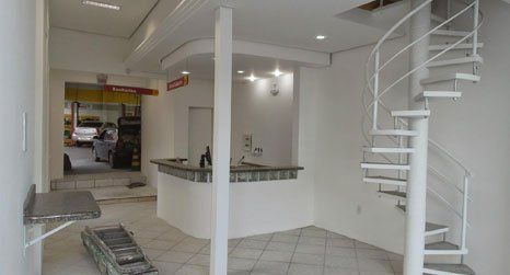after commercial refurbishment